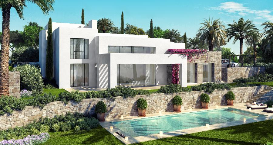 Amazing Villas for Sale in Casares, Estepona