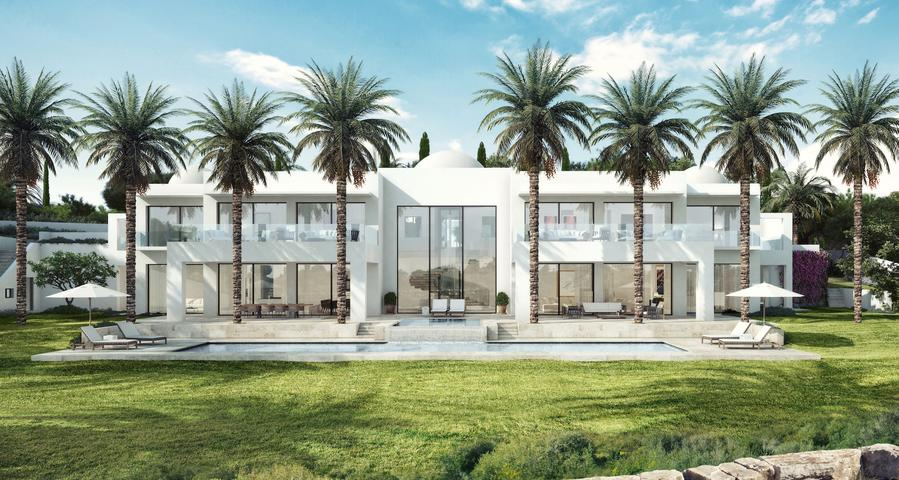 Golfside Villas for Sale in Casares, Estepona