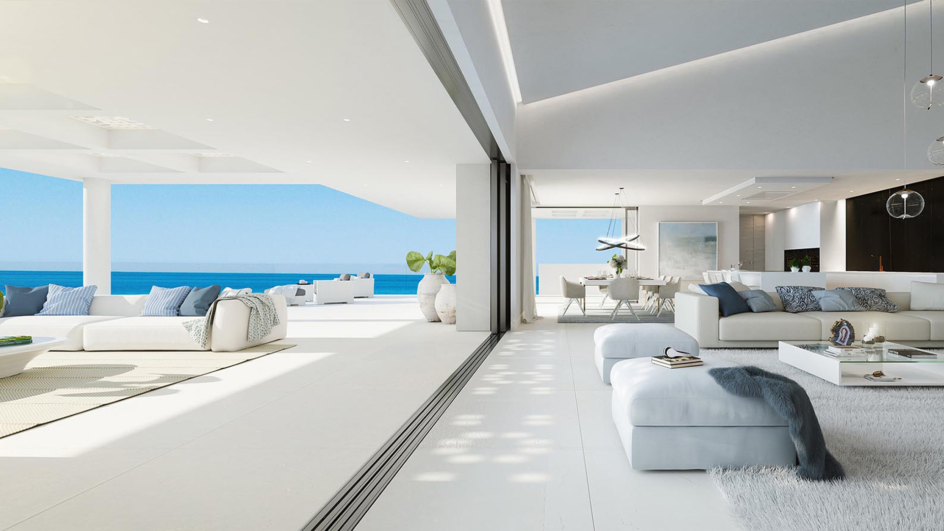 Jardinana - Modern Apartments in La Cala de Mijas